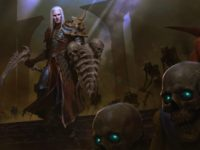 The Rise of the Necromancer expansion for Diablo III is here