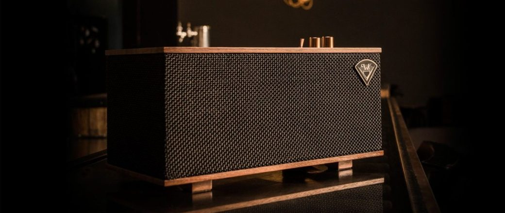 Klipsch's new Heritage speakers blend old-school looks with cutting edge audio