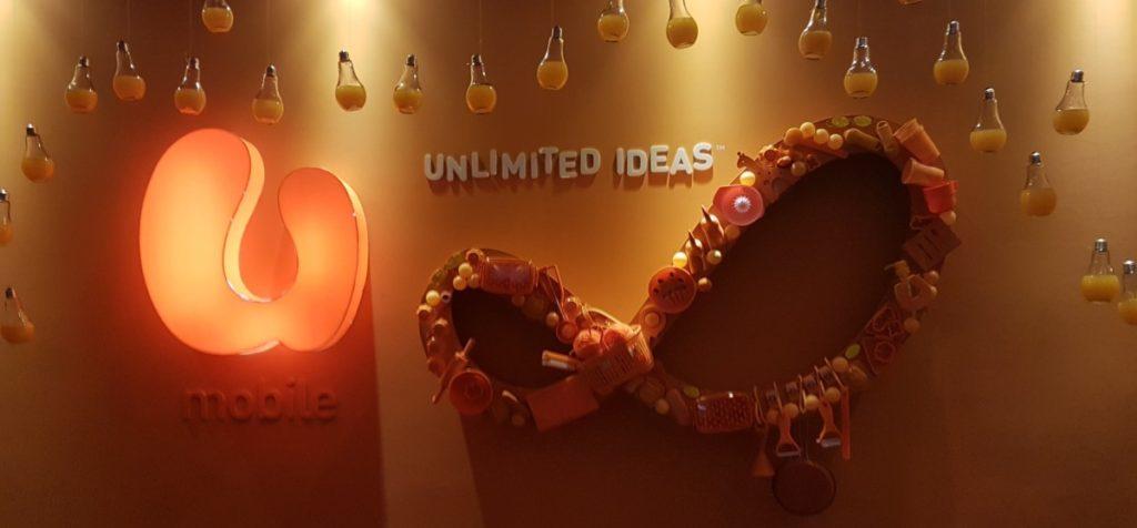 U Mobile corporate logo