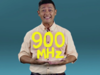 Digi is expanding their network with 900Mhz spectrum