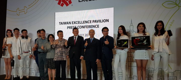 Taiwan Excellence Pavilion to showcase the best of Taiwan industry at 1 Utama mall