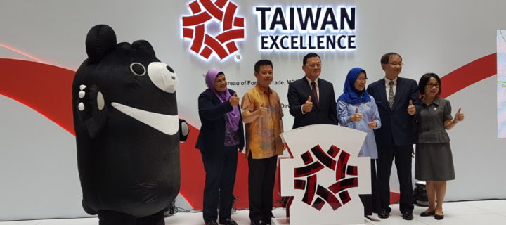 Inaugural Taiwan Excellence Pavilion showcases the best that Taiwan has to offer