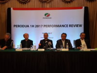 Perodua sells 99,700 vehicles in first half of 2017 and on target to achieve 202,000 vehicles sold this year