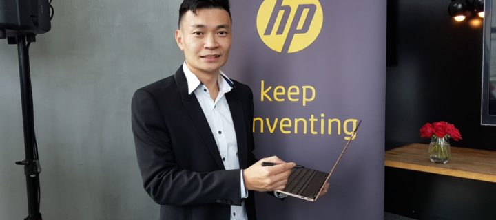 The HP Spectre x360 is slimmer and more powerful than ever