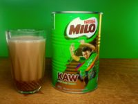 Nestle's limited edition Milo Kaw is the stuff of childhood dreams