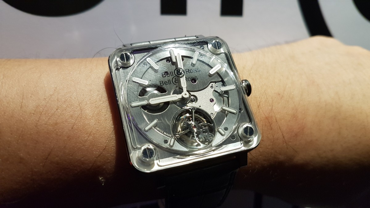 We wore the RM284,000 BR-X2 Tourbillon Micro Rotor – here's how it felt