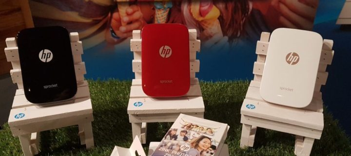 HP Malaysia announces the Sprocket photo printer in a pocket