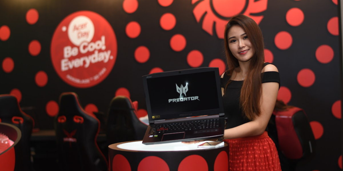 Acer's latest Predator Helios 300 and new notebook line-up redefine cool