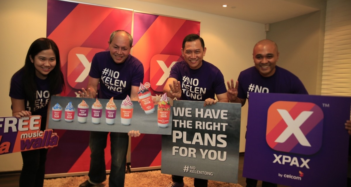 New Xpax Internet Plans offer up to 15GB data, free Facebook