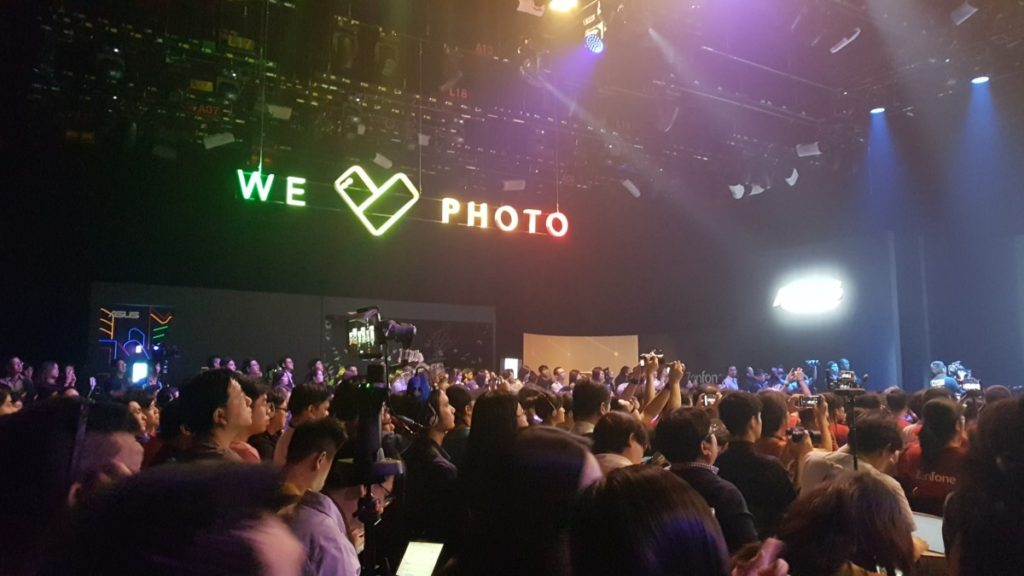 Zenfone 4 crowd launch