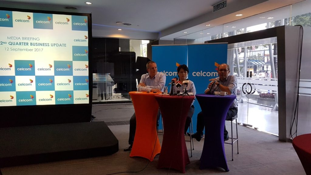 Celcom business briefing