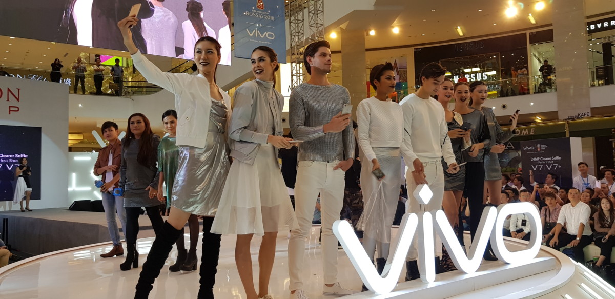 Vivo launches V7+ selfie camphone in Malaysia
