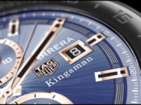 The Kingsman Connected Modular 45 watch is yours for RM17,000