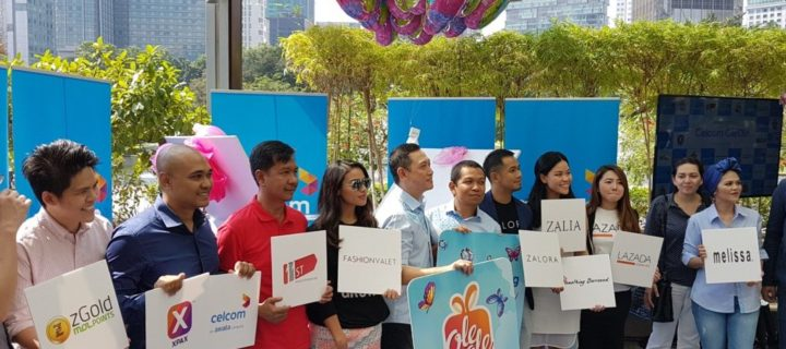 Celcom launches OLEOLE e-Gifting service