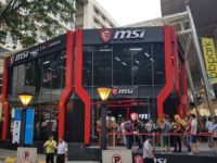 The world's largest MSI store is now open in Malaysia