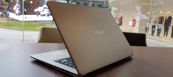 Review ] Asus Vivobook S15 S510UQ - Amazing bang for the