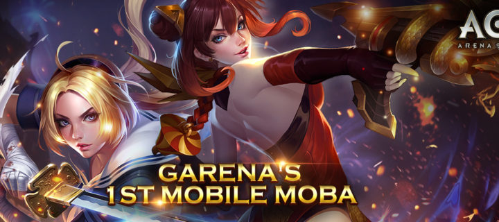 Garena's Arena of Valor MOBA game is coming to Malaysia this October