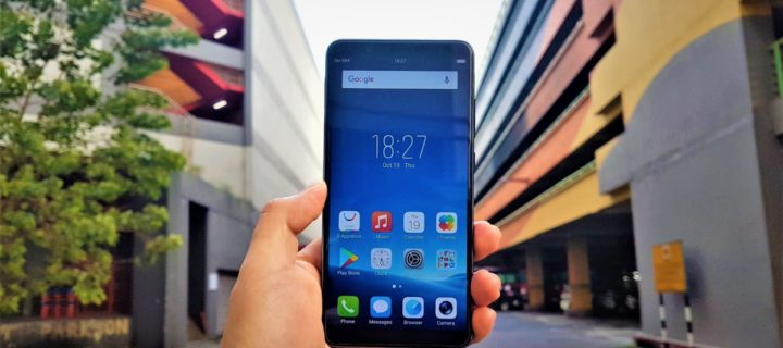 [ Review ] Vivo V7+ The Svelte Selfie Snapper