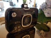 The new HP Sprocket 2-in-1 printer is also a camera too
