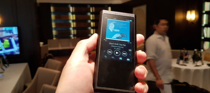 Sony's premium ZX300 Walkman offers Hi-Res audio on the go for RM2,599