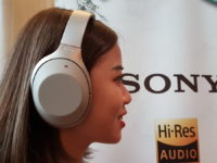 Sony's latest trio of 1000X series headphones offers wireless listening on the go