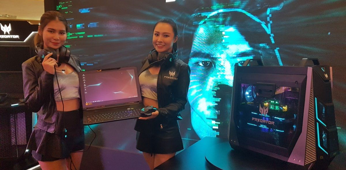 Acer's slim Predator Triton 700 and Orion 9000 gaming rigs land in Malaysia