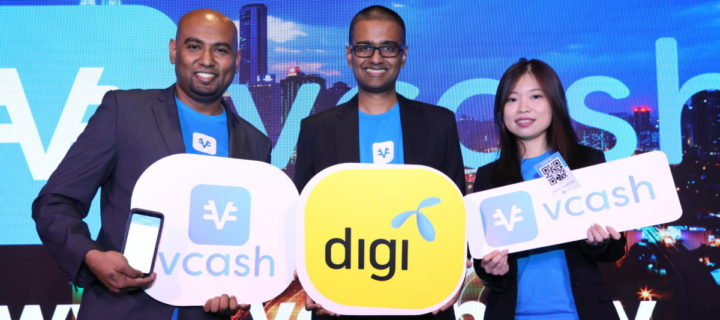 Digi's new vcash e-wallet lets you pay for stuff with your phone