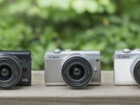 Canon's 24-MP EOS M100 mirrorless camera packs Dual Pixel imaging tech and more