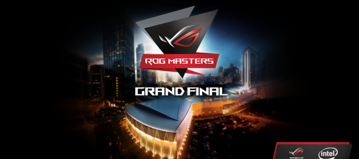 The ROG Masters 2017 International Grand Finals are coming to Malaysia