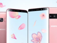 The Galaxy Note8, S8 and S8+ now comes in a pretty shade of pink