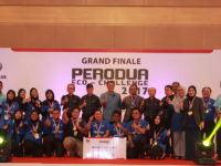 UiTM wins the Perodua Eco Challenge 2017