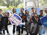 Celcom Game Hero Se7en Gear champion wins a BMW