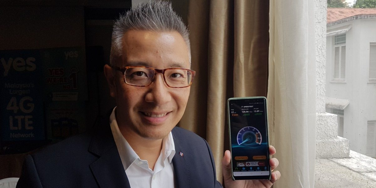 YES lauded for best 4G LTE speed and availability in Malaysia by OpenSignal