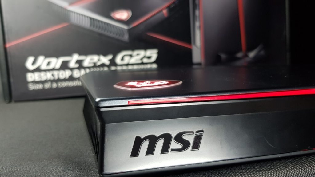 Review] MSI Vortex G25 - In the Eye of the Gaming Storm