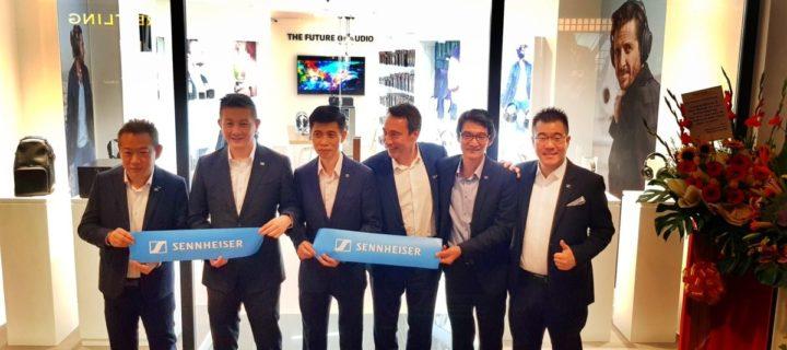 Sennheiser flagship store opens its doors at KLCC