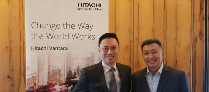 Hitachi Vantara talks IT trends for 2018