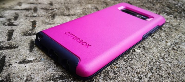 big sale 7652b 9efca Review] Otterbox Symmetry for Samsung Galaxy Note8