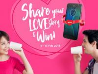 Win a Moto G5S Plus for Valentine's Day!
