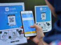 Digi's vcash digital wallet gets a test drive at World Urban Forum 2018