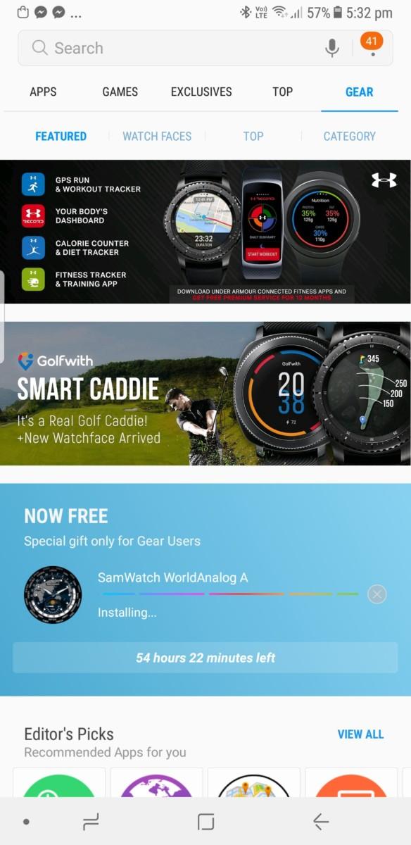 Review] Samsung Gear Sport - Sporty smartwatch supremo |