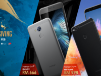Celebrate Chinese New Year with discounts on the honor 7x and honor 6A Pro
