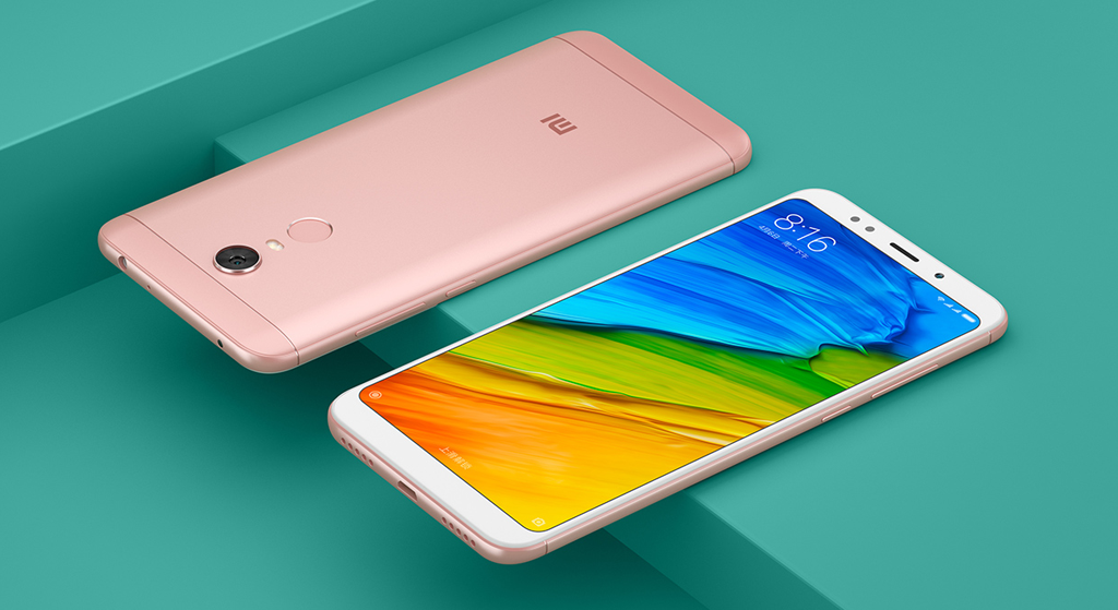The Xiaomi Redmi 5