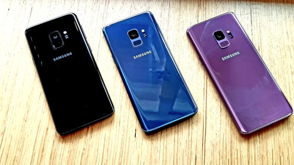 The Galaxy S9 will launch in Malaysia in your choice of three hues - Midnight Black, Coral Blue and Lilac Purple