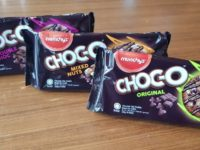 These MUNCHY'S CHOC-O cookies are parcels of chocolatey delight