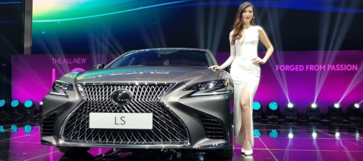 The new 2018 Lexus LS 500 redefines luxury