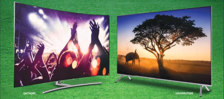 New 'Big Games, Big Screens' campaign offers up to RM26,000 in free gifts with Samsung 4K TVs