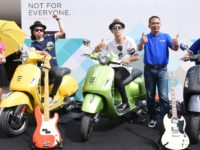 The 2018 Vespa GTS Super 300 bike rolls into Malaysia