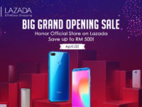 Heads up – honor sale with discounts aplenty on Lazada is inbound