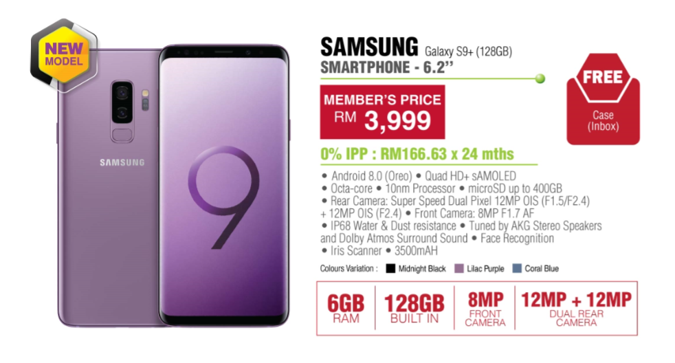 Awesome Reasons Why You Ought To Get the New Galaxy S9 and