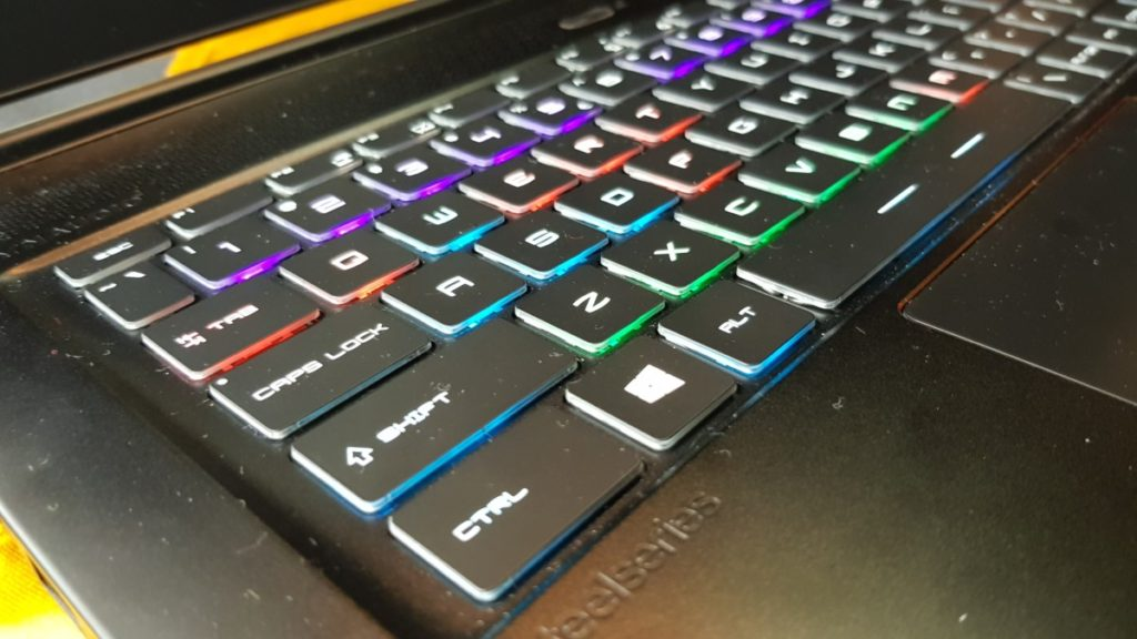 Up close with the exquisitely slim MSI GS65 Stealth Thin gaming